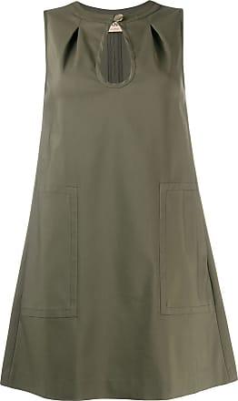 Blanca Vestido Goccia - Verde