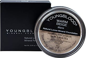 Youngblood Mineral Cosmetics Natural Mineral Loose Foundation, Warm Beige