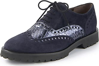 Peter Hahn Lace-up shoes Peter Hahn exquisit blue
