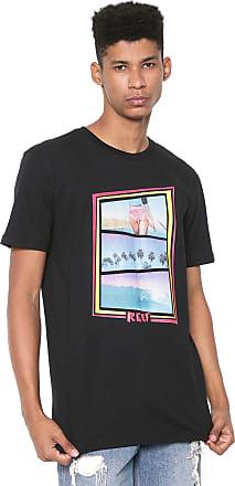Reef Camiseta Reef Culture Preta
