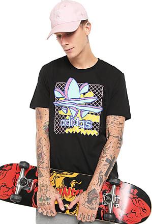 7b811dafb adidas Camiseta adidas Skateboarding Thaxter Preta