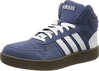 adidas Herren Cloudfoam Refresh Mid Hohe Sneaker: