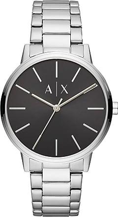A|X Armani Exchange Relógio Quartz Cayde - Homem - Prateado - Único IT