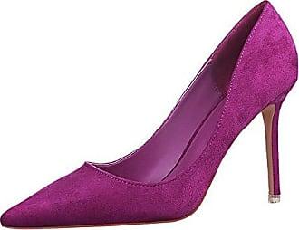 Schuhe in lila