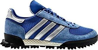 blaue adidas schuhe herren