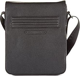 Preiswerter Preis Fabrikverkauf Sehr Billig Umhängetasche Herren Tasche  Schultertasche Messenger Leder vintage Schwarz Armani Jeans Verkauf 3ce92dfe7a