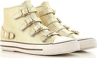 Ash Sneaker Donna In Saldo, Nero, pelle, 2017, 36 37 38 40