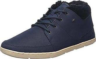Boxfresh Spencer Sh WXD Sde, Sneaker Uomo, Nero (Schwarz Blk), 45 EU