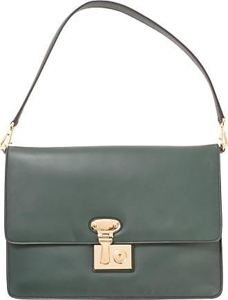 08e22333e83ea Dolce   Gabbana Handtasche Leder Grün - aus zweiter Hand
