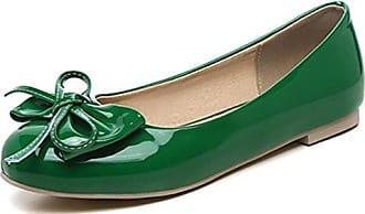schuhe grasgrün