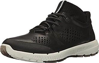 ECCO Soft 1 Men's, Sneaker Uomo, Nero (Black 1001), 40 EU