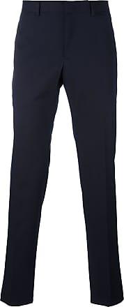 Ermenegildo Zegna elasticated cuff cargo trousers - Blue