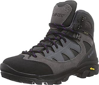 Hi-Tec Altitude V I Waterproof - Scarpe da Arrampicata Alta Uomo, Nero (Black/Charcoal 021), 41 EU