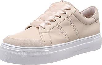 Kennel und Schmenger Schuhmanufaktur Town, Zapatillas para Mujer, Pink (Rosette/Pearl), 40.5 EU amazon-shoes el-beige