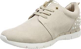 Marco Tozzi Premio 23704, Zapatos de Cordones Brogue para Mujer, Rosa (Rose Met. Comb), 38 EU