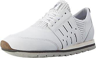 910103-0201-0001, Sneaker Donna, Multicolore (Acqua+Cielo+Argento 0001), 40 EU Mjus