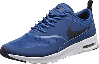 check out ff570 a1458 6f847 a1835  czech nike air max thea chaussures de running femme bleu  industrial blue obsidian 6797a ec1ff