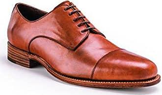 Flexible Orlando Schnürschuh Schwarz Black Hi- Shine Aus Feinstem Kalbsleder hochglanzpoliert Sacchetto 8.5 Prime Shoes