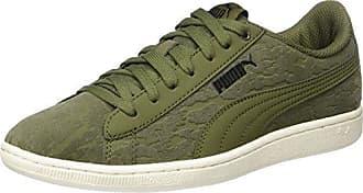 quality design ad72f 33507 Puma Vikky VR, Sneakers Basses Femme, Vert (Olive Night-Olive Night)