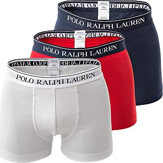 Ralph Lauren Herren Shorts 3er Pack Classic Trunk S-XXL - MarineRotWeiß e01fe9b27a
