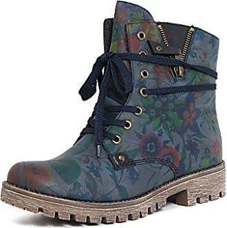 7853715 Damen Boots Schnürung Textilfutter sportive
