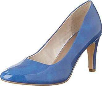 Tamaris 24441, Zapatos de Tacón Para Mujer, Azul (Navy), 40 EU amazon-shoes el-negro