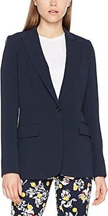 Tommy Hilfiger Jillian SB Blazer, Veste De Costume Femme, (Peacoat 443), 34 (Taille Fabricant: 4)