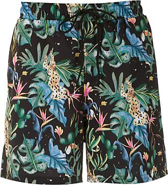 Lygia & Nanny Shorts mit Print - Mehrfarbig
