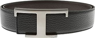 Tod's Belts On Sale, Black, Leather, 2019, 36 42 44