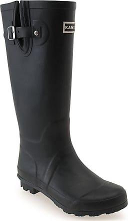 Kangol Tall Childrens Wellies Wellingtons Small Heel Buckle