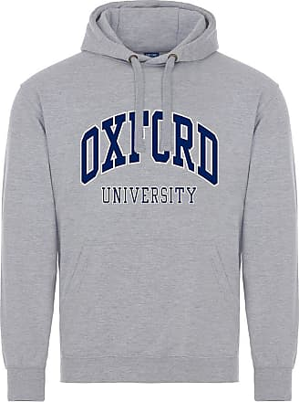 Oxford University Hoodie - Sports Grey - XL