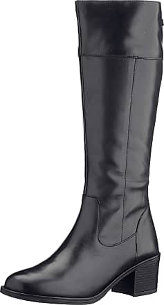 Caprice Womens Country High Boots, Black (Black Nappa 22), 6.5 UK