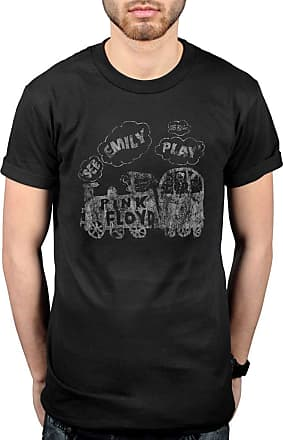 AWDIP Official Pink Floyd See Emily Play T-Shirt Black