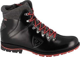 Rossignol Chamonix Nabuk Oil 1907 Winter Shoes (Dark Brown) Black Size: 9.5 UK