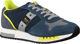 Blauer Blaue Blauer Sneaker Low S0queen01/cam