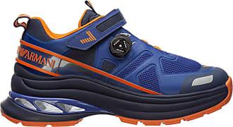 Emporio Armani EA7 Men Sneakers Blue 9 UK