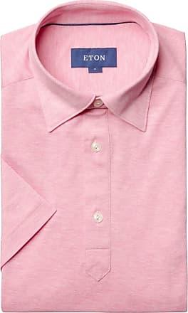 Eton Poloshirt von Eton in Rosa für Herren