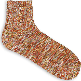 Thunders Love BLEND COLLECTION Orange Ankle Socks