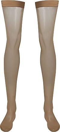 Wolford Meia-calça Individual Stay Ups - Neutro