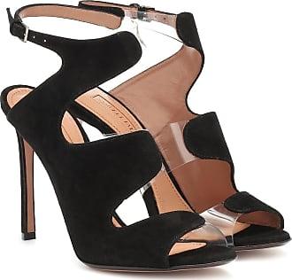 Samuele Failli Suede and PVC sandals