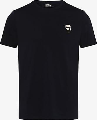Karl Lagerfeld Herren T-Shirt blau