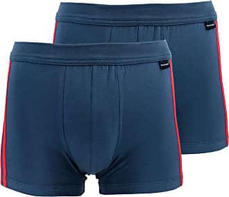 Schiesser 4er Spar-Pack Herren Baumwolle 95//5 Shorts Unterhosen ohne Eingriff Pants
