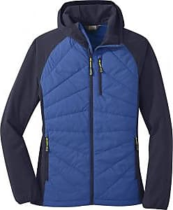 Outdoor Research Womens Refuge Hybrid Hooded Jacket