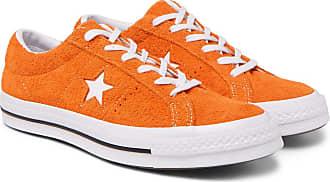 Converse One Star Ox Suede Sneakers - Orange