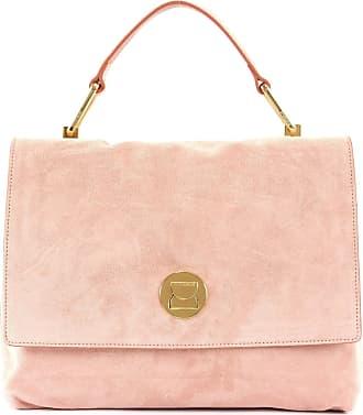 COCCINELLE Metallic Soft Flap Wallet Geldbörse Bubble Gum Metal Pink