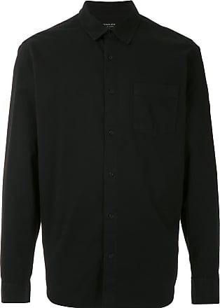 Osklen plain shirt - Black