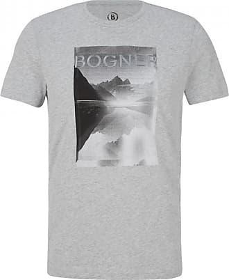 Bogner Roc T-shirt for Men - Light grey
