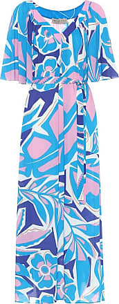 Emilio Pucci Printed midi dress