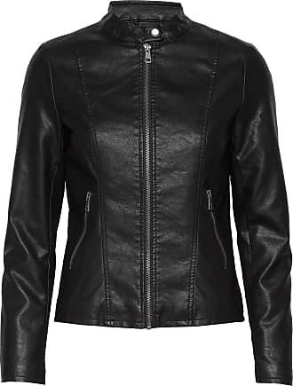 Only Onlmelisa Faux Leather Jacket Cc Otw Läderjacka Skinnjacka Svart ONLY
