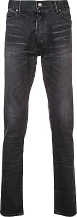 John Elliott + Co straight-leg jeans - Preto